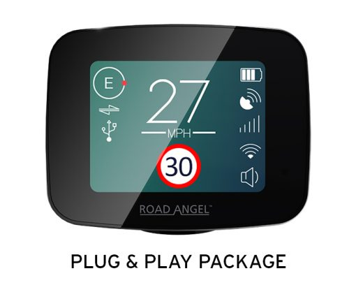 Road Angel Pure Plug And Play Package