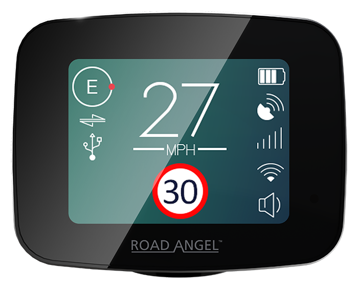 Road Angel Pure GPS Driver Safety System
