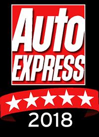 Road Angel Pure 5 start - autoexpress-2018-award best speed camera detector