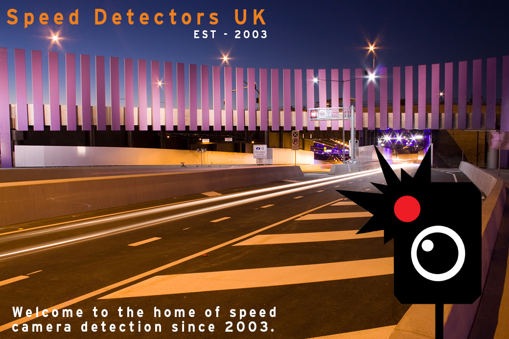 Speed Detectors UK Est 2003 - We have been supplying speed Camera devices for the last 15 years - Road Angel - Cheetah - Snooper - Target Blu Eye - Laser Track Flare