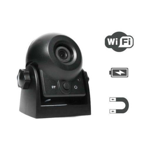 Aguri Truck TX720 PRO Truck Sat Nav + Mag Mount Wireless Reversing Camera Bundle